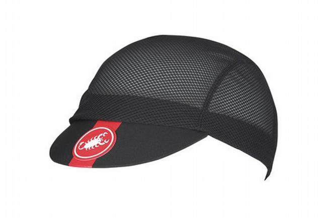 Castelli A/C Cycling Cap One Size - Black