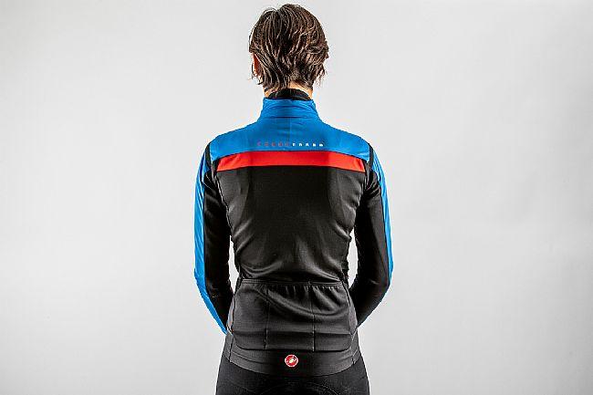 Castelli Womens Alpha RoS 2 Light Jacket Castelli Womens Alpha RoS 2 Light Jacket