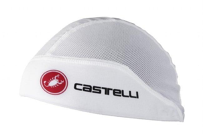 Castelli Summer Skullcap White