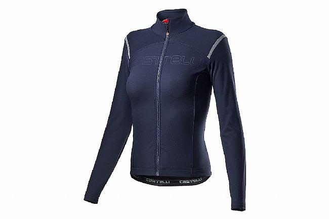 Castelli Womens Tutto Nano RoS Jersey  Savile Blue