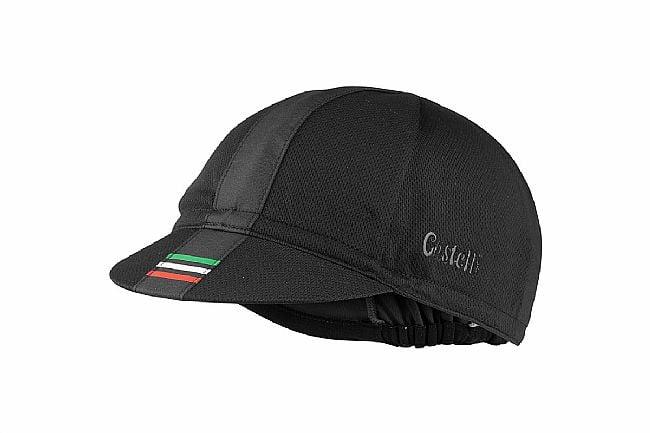 Castelli Performance 3 Cycling Cap Black - One Size