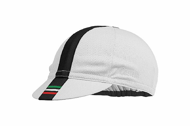 Castelli Performance 3 Cycling Cap White - One Size