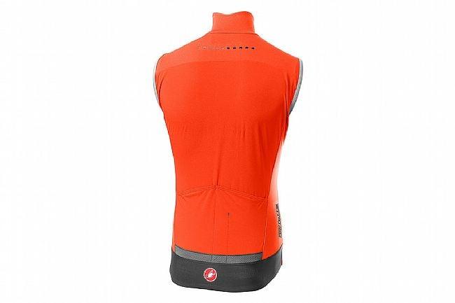 Castelli Mens Perfetto RoS Vest Orange