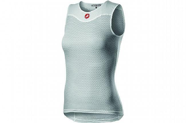 Castelli Womens Pro Issue 2 Sleeveless White
