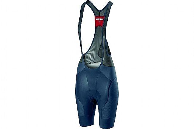 Castelli Womens Free Aero Race 4 Bibshort Dark Steel Blue