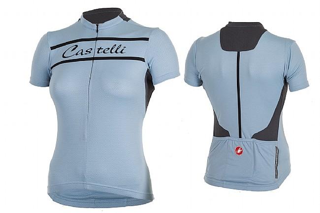 c35805e77 Castelli Womens Promessa Short Sleeve Jersey at BikeTiresDirect