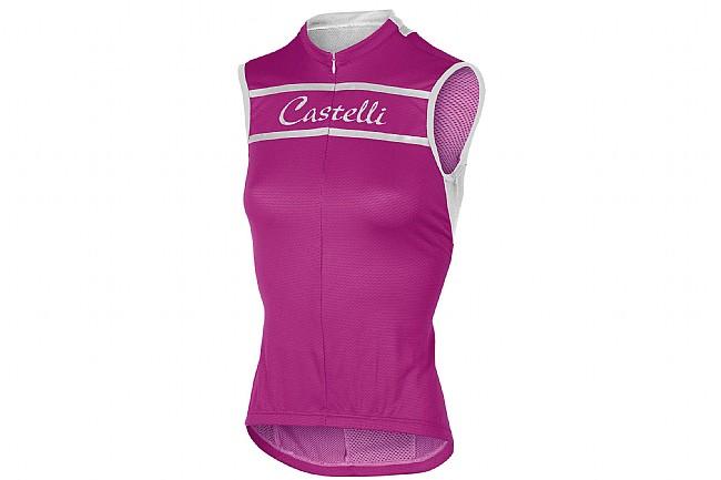 Castelli Womens Promessa Sleeveless Jersey at BikeTiresDirect b701f8b4a