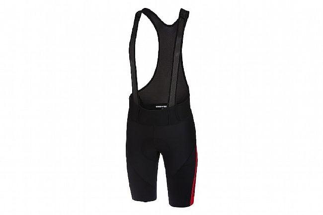 Castelli Mens Velocissimo IV Bibshort (Past Season Colors) Black/Red