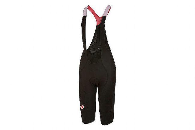 Castelli Womens Omloop Thermal Bibshort Black