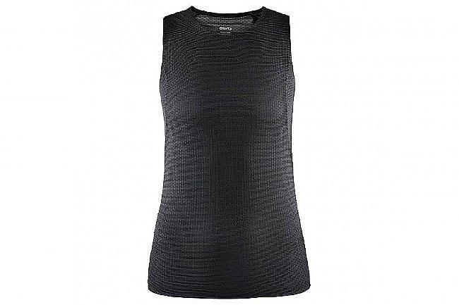 Craft Womens Pro Dry Nanoweight Sleeveless Baselayer Black