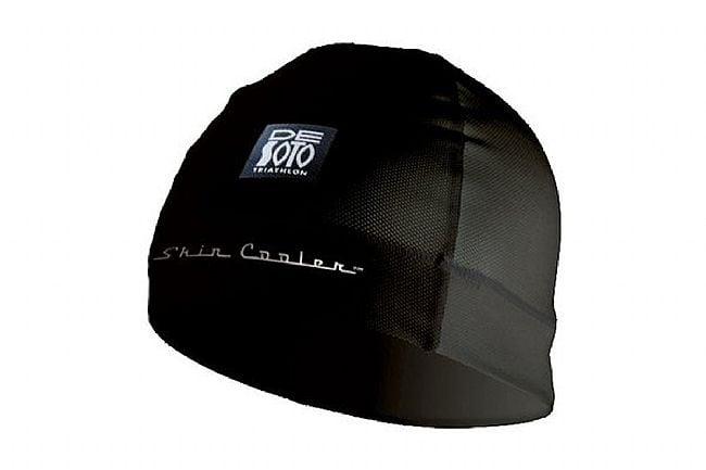 De Soto Skin Cooler Helmet Beanie Black