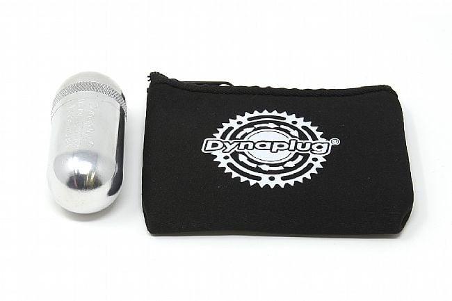 Dynaplug Megapill Tubeless Tire Repair Kit Polished Alloy