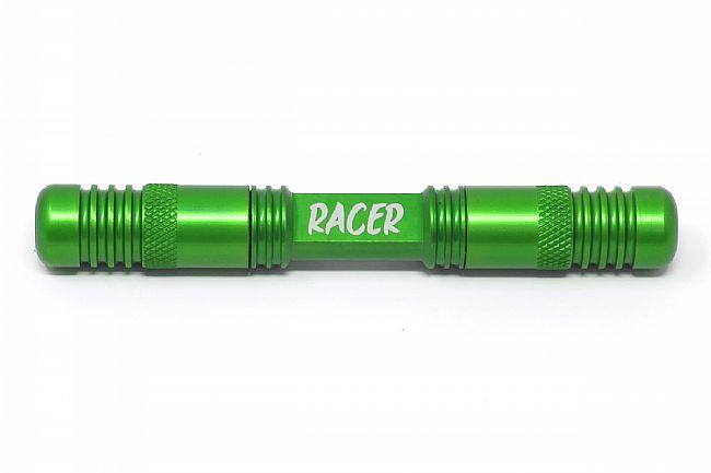 Dynaplug Racer Tubeless Tire Repair Kit Green Anodized