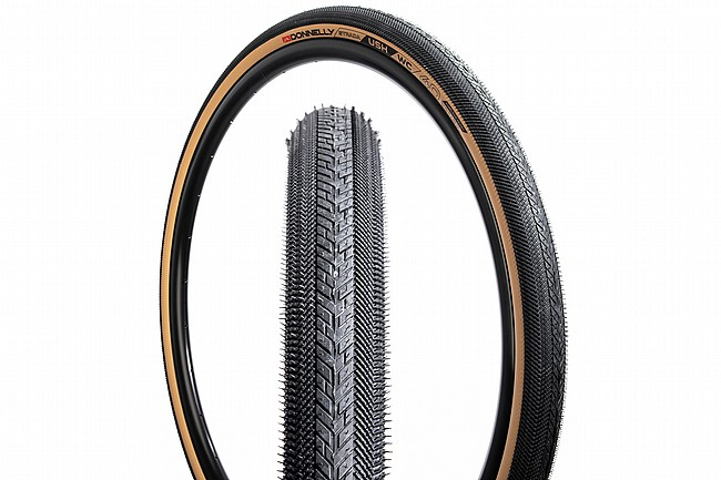 Donnelly Tires Strada USH WC 700c Adventure Tire 700 x 40mm - Tan Wall