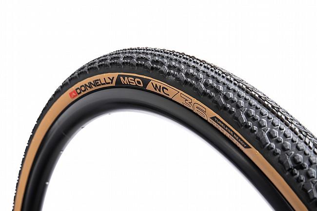 Donnelly Tires XPlor MSO WC 700c Adventure Tire 700 x 36mm - Black