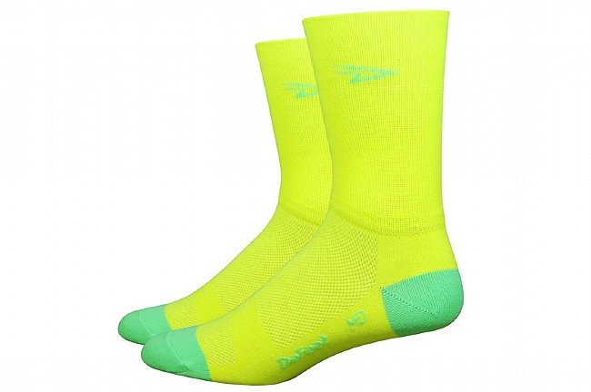 adcd71881 DeFeet Aireator 5 Inch Socks at BikeTiresDirect