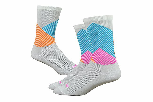DeFeet Aireator 6 Inch Sock - Barnstormer Collection Color Mt