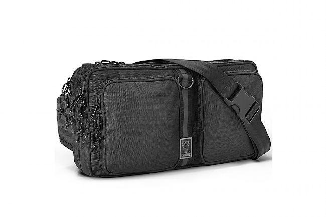 Chrome MXD Segment Sling Bag Black Ballistic
