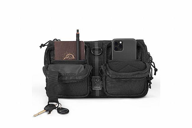 Chrome MXD Notch Sling Bag Chrome MXD Notch Sling Bag