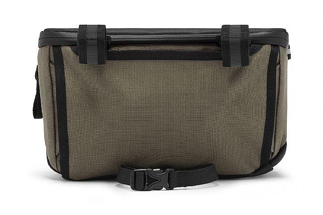 Chrome Helix Handlebar Bag Olive