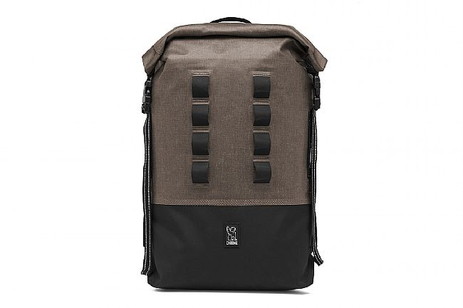 Chrome Urban EX Rolltop 28 Backpack Khaki/Black