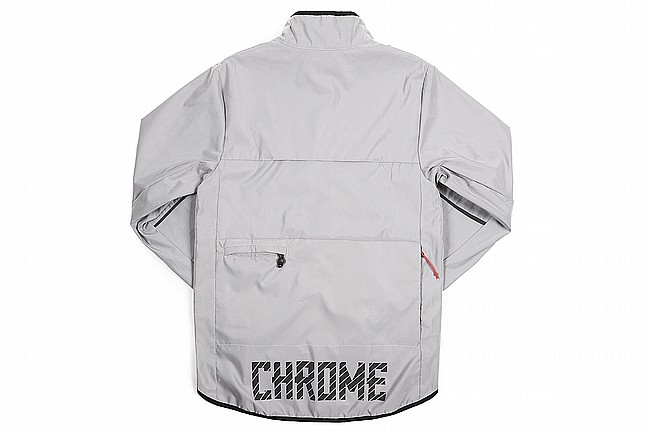Chrome Mens Wind Cobra Packable Jacket 2.0