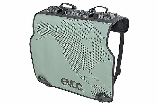 EVOC Tailgate Pad Duo Olive