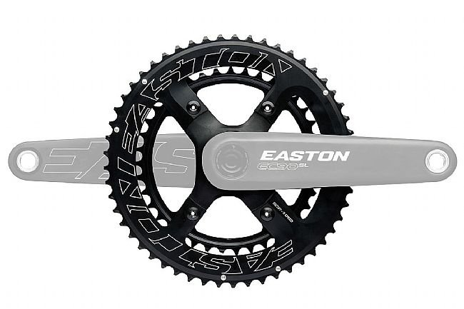 Easton EC90 SL Road Chainring/Spider Assembly DM Spider - 53Tx39T Chainrings
