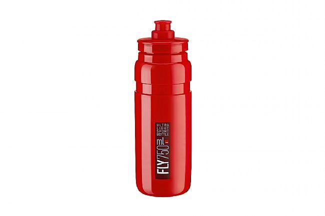Elite Fly Bottle (750ml) Red w/ Bordeaux Logo