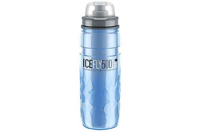 Elite Ice Fly Bottle (500ml) Blue