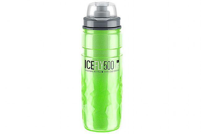 Elite Ice Fly Bottle (500ml) Green