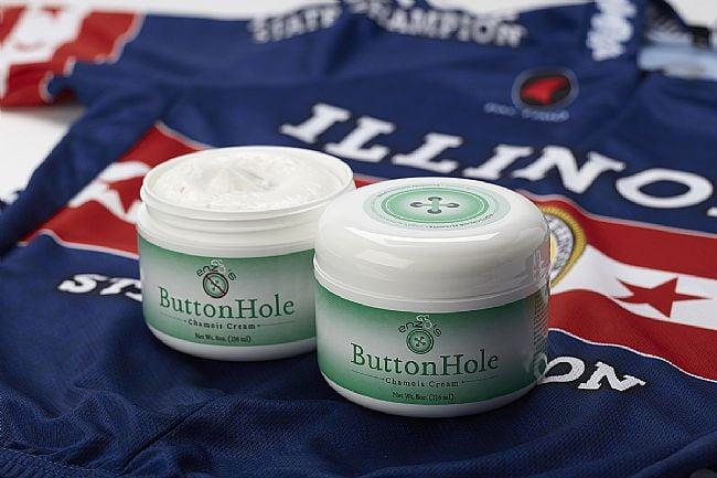 Enzos Cycling Products ButtonHole Chamois Cream Enzos Cycling Products Buttonhole Chamois Cream