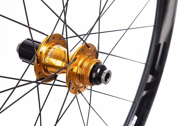 ENVE 3.4AR Disc Chris King LTD Wheelset Black/Gold - Shimano 11sp - 12x100/12x142