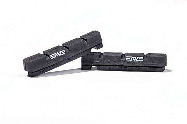 ENVE Black Carbon Brake Pads - Textured Brake Track SHIMANO/Sram- Textured Brake Track