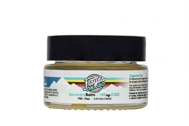Floyds of Leadville CBD Cooling Balm, Isolate 180mg
