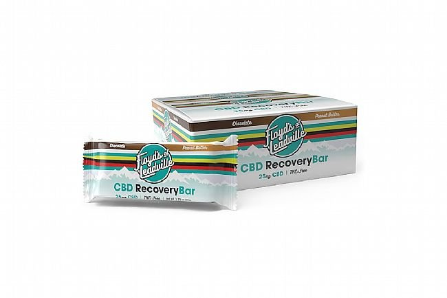 Floyds of Leadville Recovery Bars (12 pack) Chocolate Peanut Butter