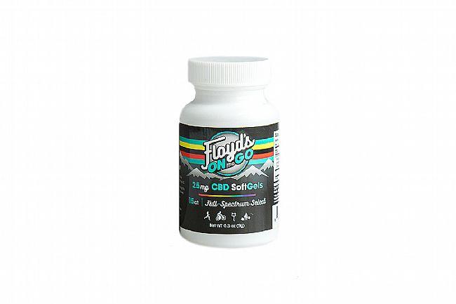 Floyds of Leadville CBD Full Spectrum Softgels 25mg (Bottle of 15) Floyds of Leadville CBD Full Spectrum Softgels 25mg (Bottle of 15)