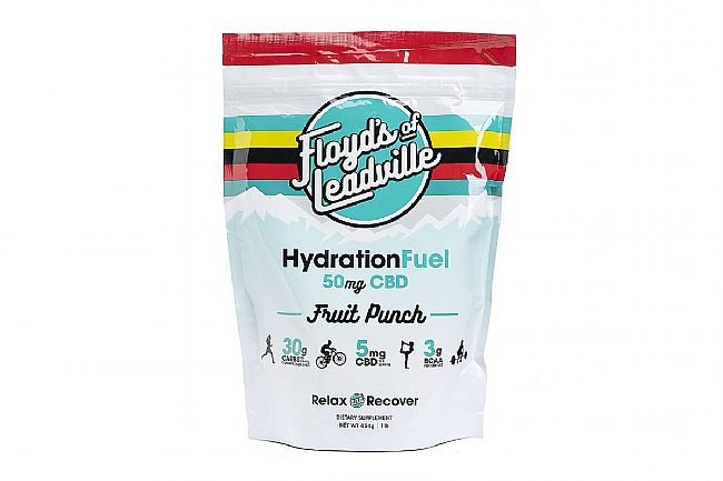 Floyds of Leadville CBD Hydration Fuel (10 Servings) Fruit Punch