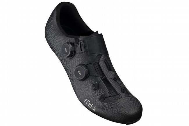 Fizik Mens Vento Infinito Knit Carbon 2 Road Shoe Black/Black