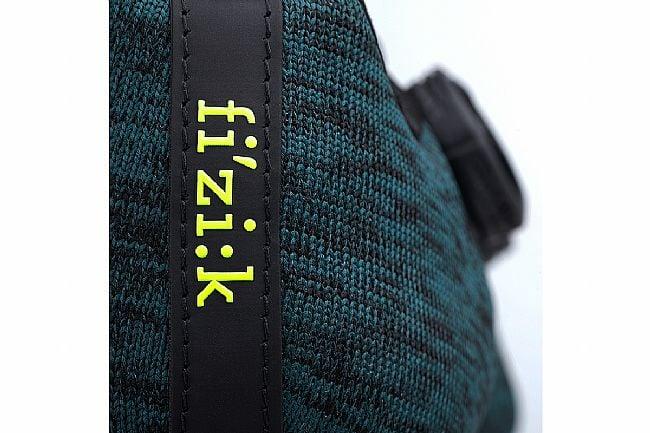 Fizik Infinito R1 Knit Road Shoe Petroleum Blue/Fluo Yellow
