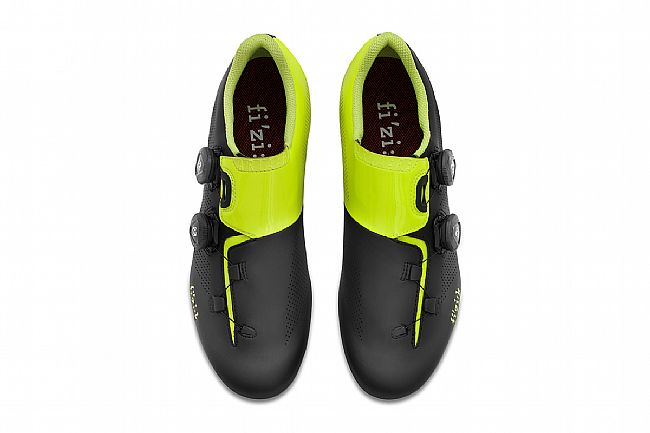 Fizik Aria R3 Road Shoe Black/Yellow