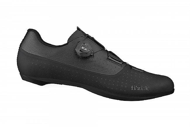 Fizik Tempo Overcurve R4 Wide  Road Shoe Black/Black