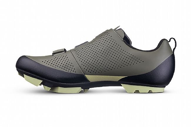 Fizik Terra X5 MTB Shoe Military Green/Tangy Green