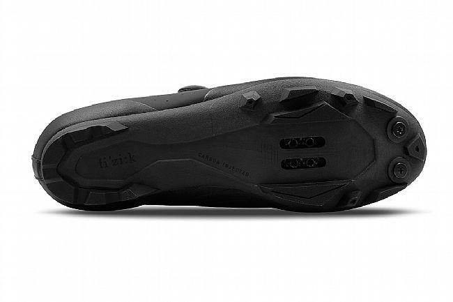 Fizik Vento X3 Overcurve MTB Shoe Black