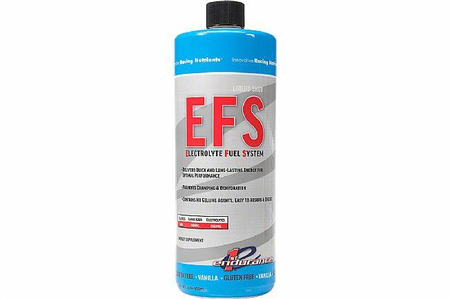 First Endurance EFS Liquid Shot (32oz Bottle) Vanilla