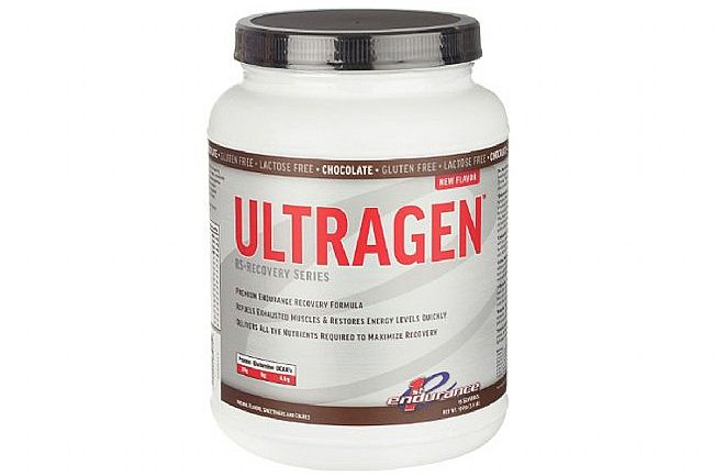 First Endurance Ultragen Recovery (15 Servings) Chocolate