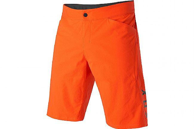 Fox Racing Mens Ranger Short w/ Liner Blood Orange
