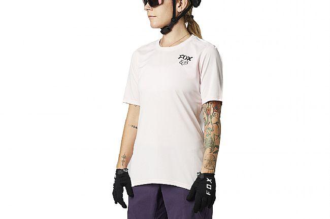 Fox Racing Womens Ranger SS Jersey Plush Pink