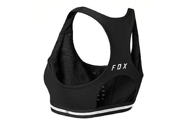 Fox Racing Womens Tecbase Bra Black