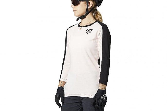 Fox Racing Womens Ranger Drirelease 3/4 Jersey Plush Pink